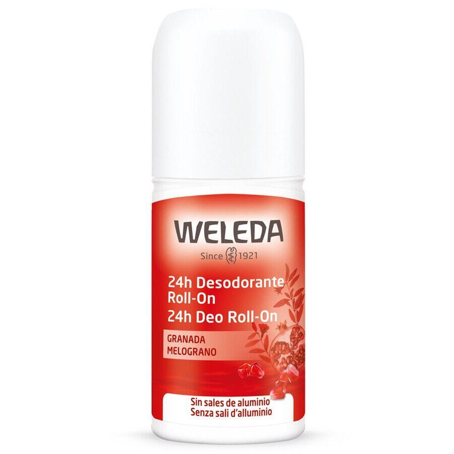Weleda 24h Deo Roll-On MELOGRANO Deodorante 50ml