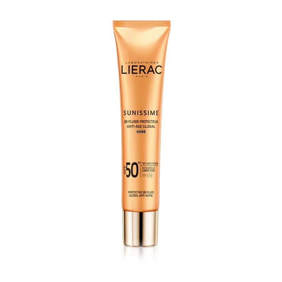 Lierac SUNISSIME BB Cream solare protettiva energizzante anti-età globale SPF50+ BB cream 40ml