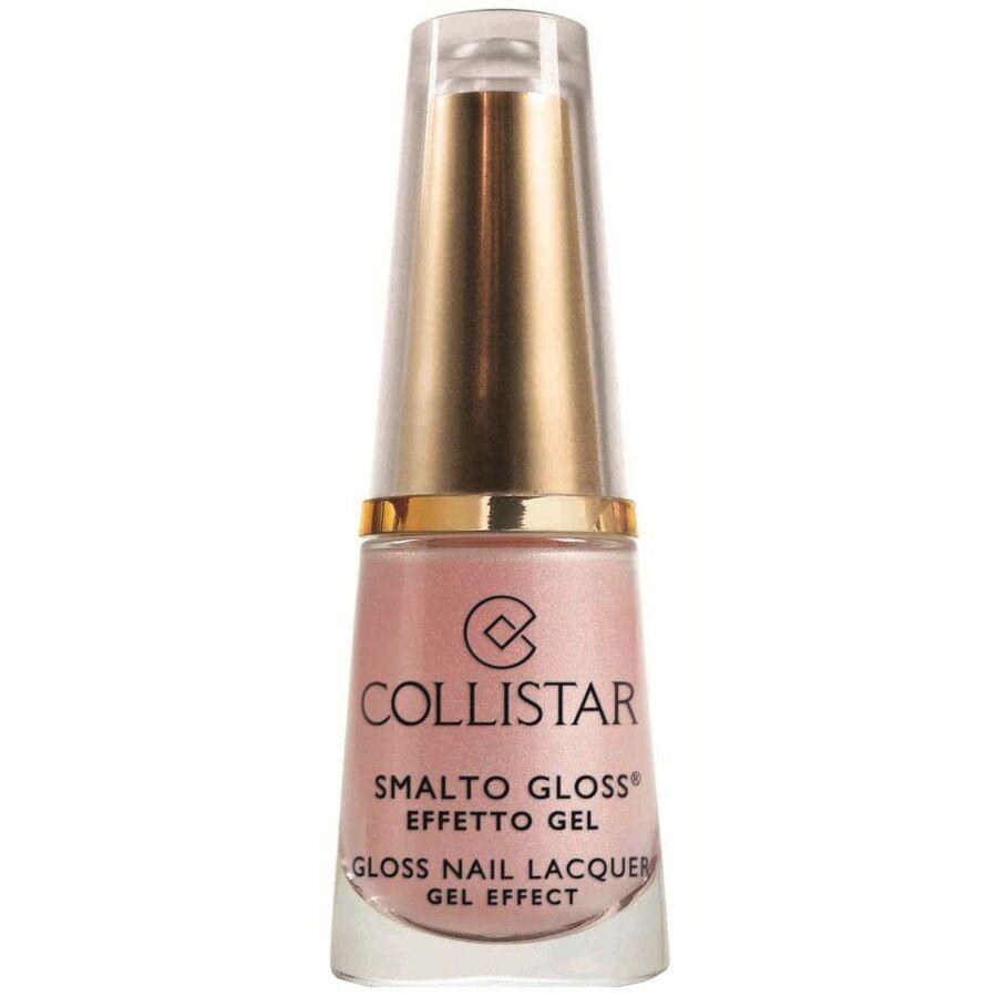 Collistar 512 - Rosa Gentile Smalto Gloss® Effetto Gel 6ml