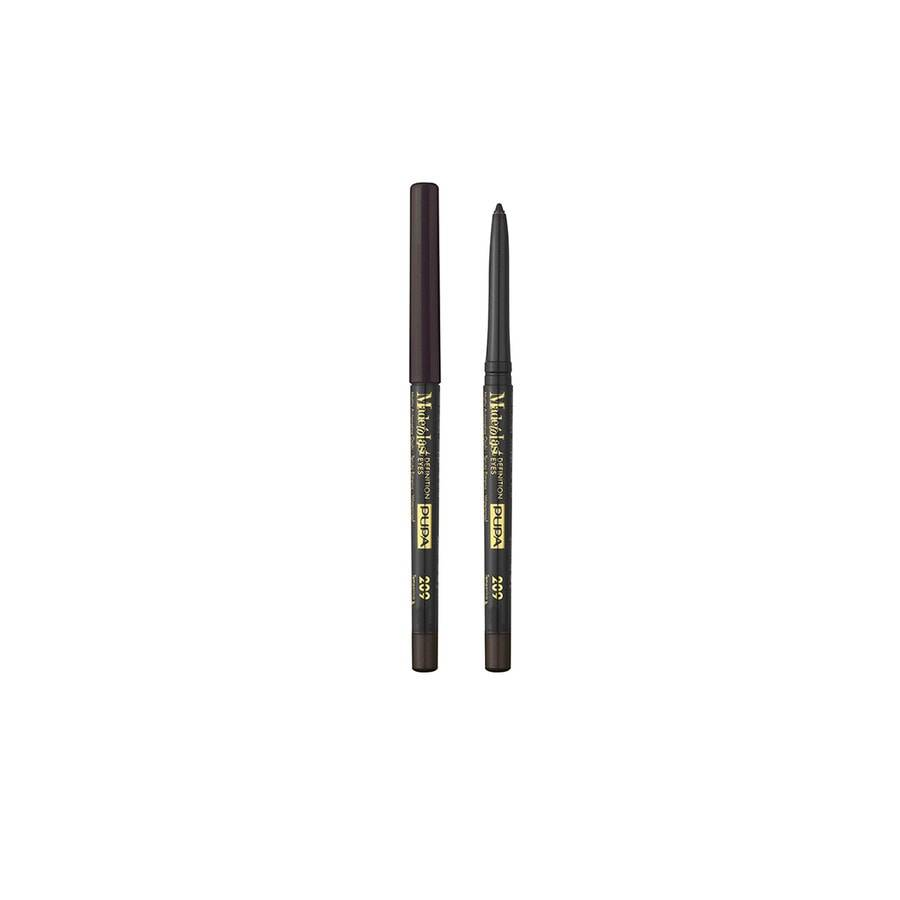 Pupa B209 -Intense Brown Matita automatica occhi tenuta estrema. Waterproof. Matita Occhi 0.35 g