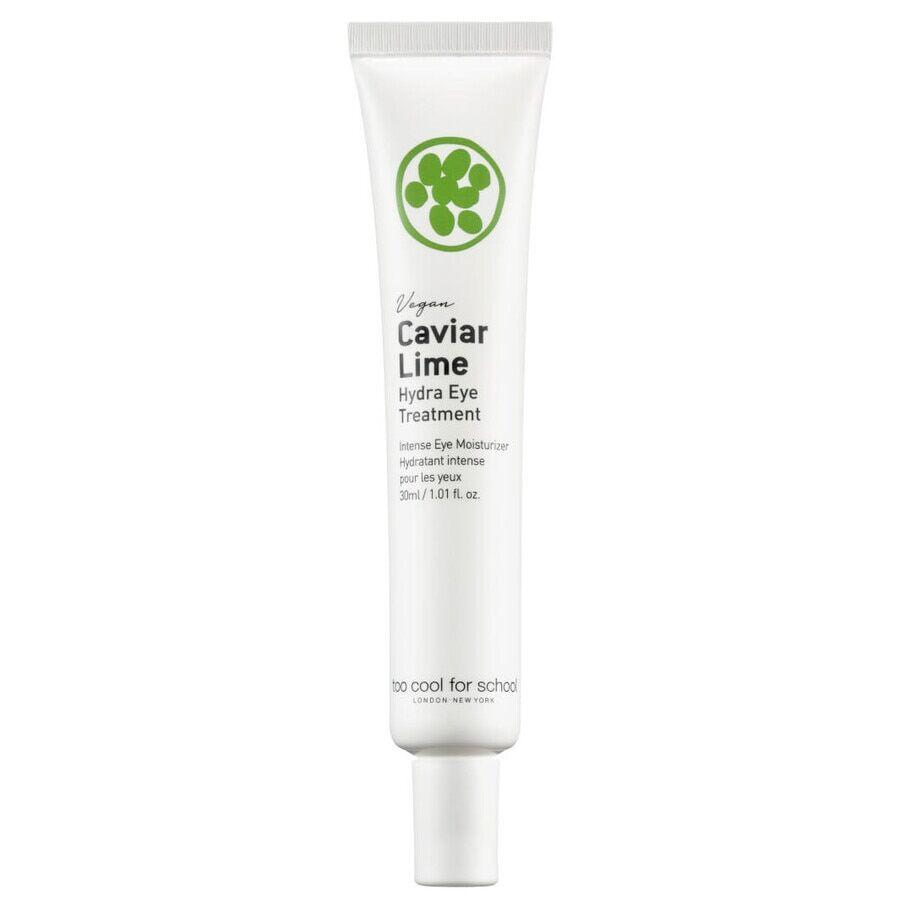 too cool for school caviar lime hydra eye treatment trattamento occhi 30ml