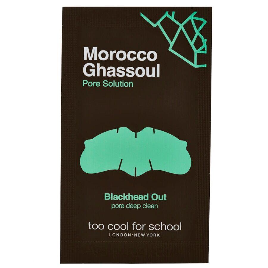 too cool for school morocco ghassoul blackhead out cerotto anti impurità