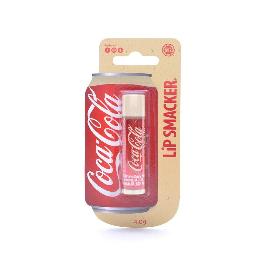 Lip Smacker Coca Cola Balm Vaniglia Balsamo labbra 4g