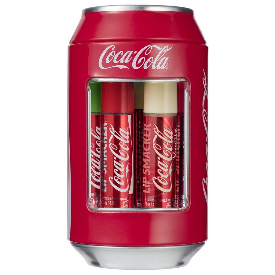 Lip Smacker Lattina Coca Cola Balsamo labbra 6 pz. 24g