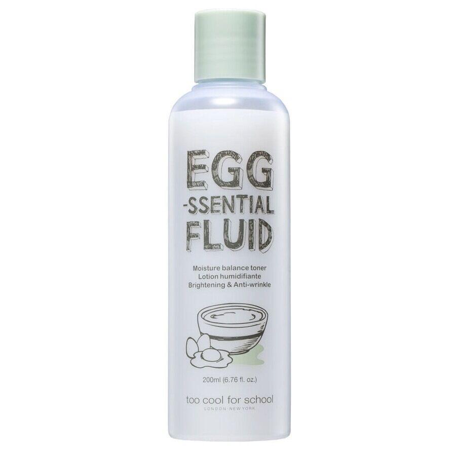 too cool for school school egg-ssential fluid tonico viso 200ml