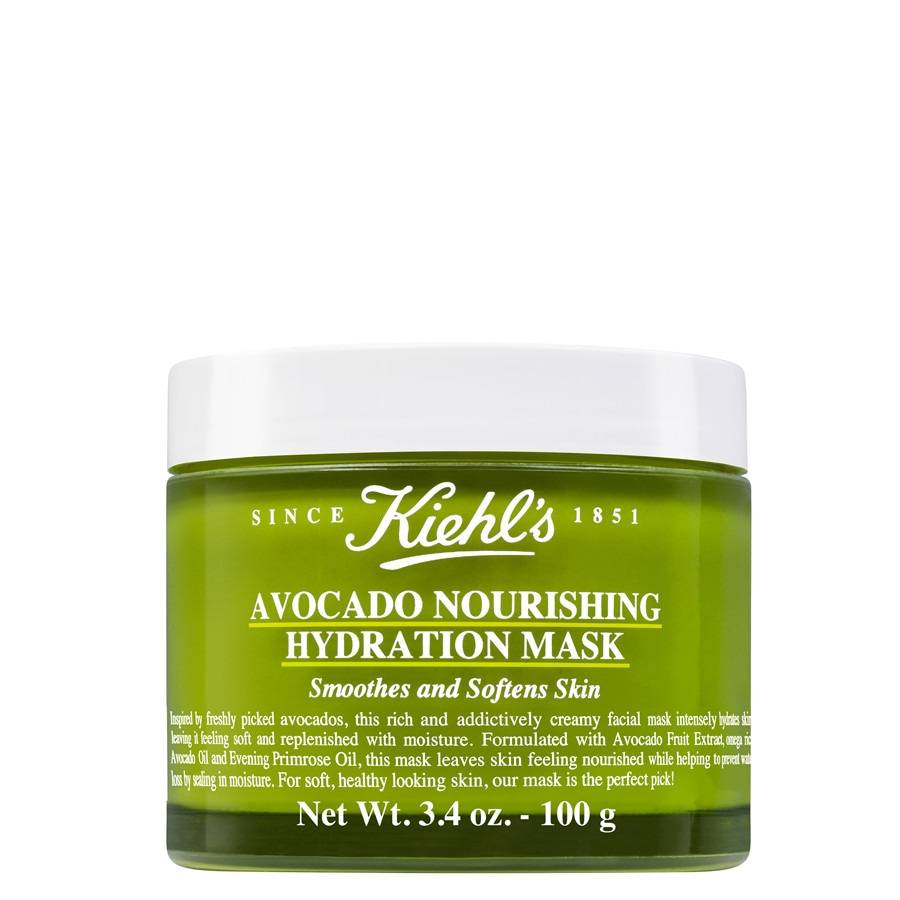Kiehl's Avocado Nourishing Hydration Mask Maschera 100ml