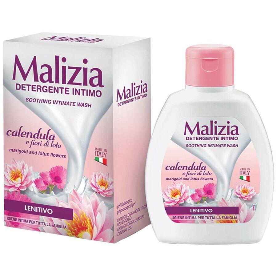 Malizia Detergente Intimo Calendula e Fiori di Loto 200ml
