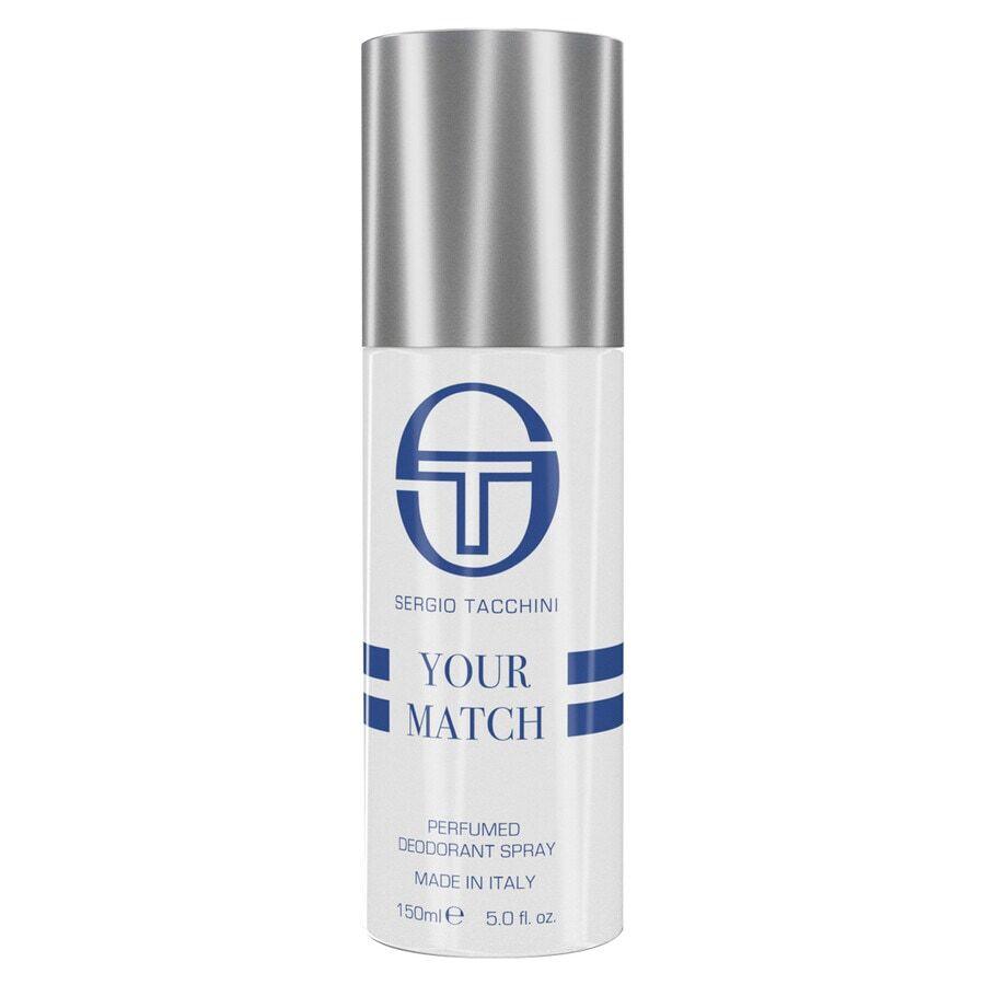 Sergio Tacchini Deodoranti St Your Match Deodorant Spray Deodorante 150ml
