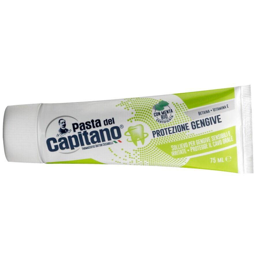 Pasta Del Capitano Protezione Gengive Dentifricio 75ml