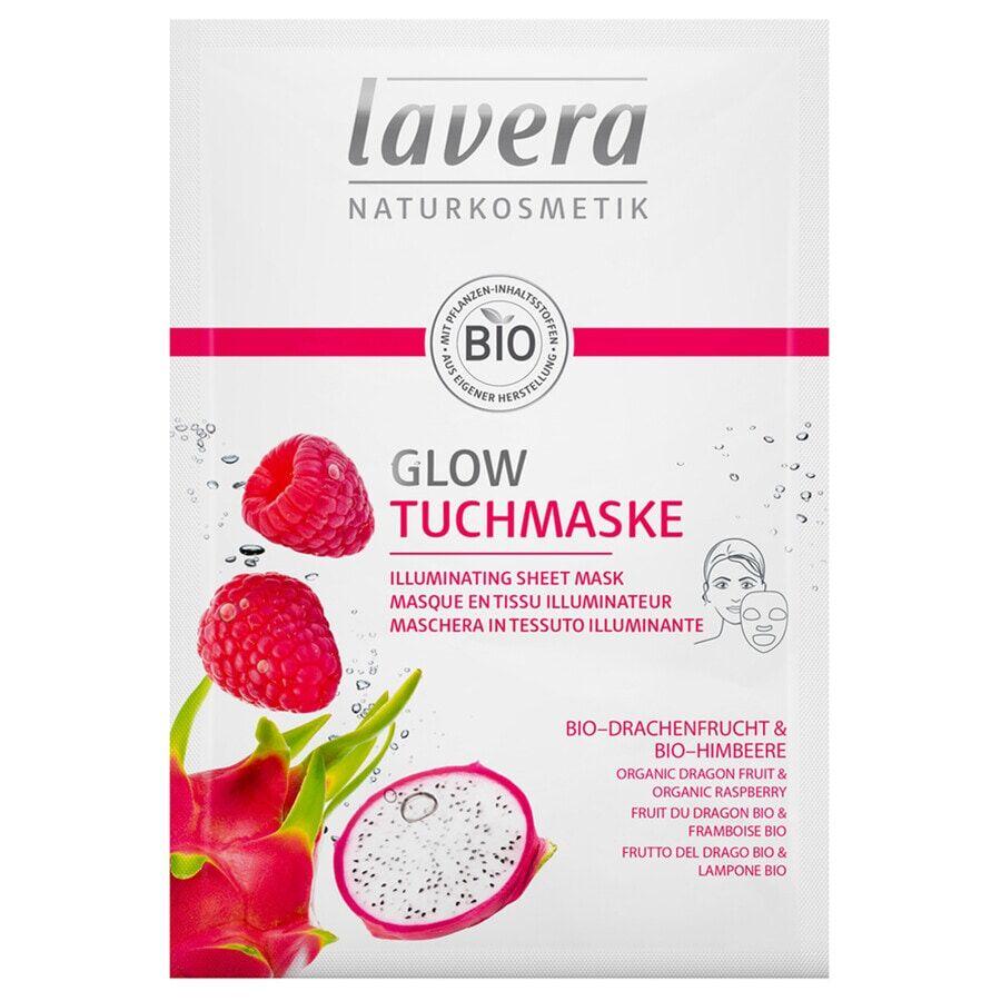 Lavera Maschera in tessuto Illuminante Maschera Viso 21ml