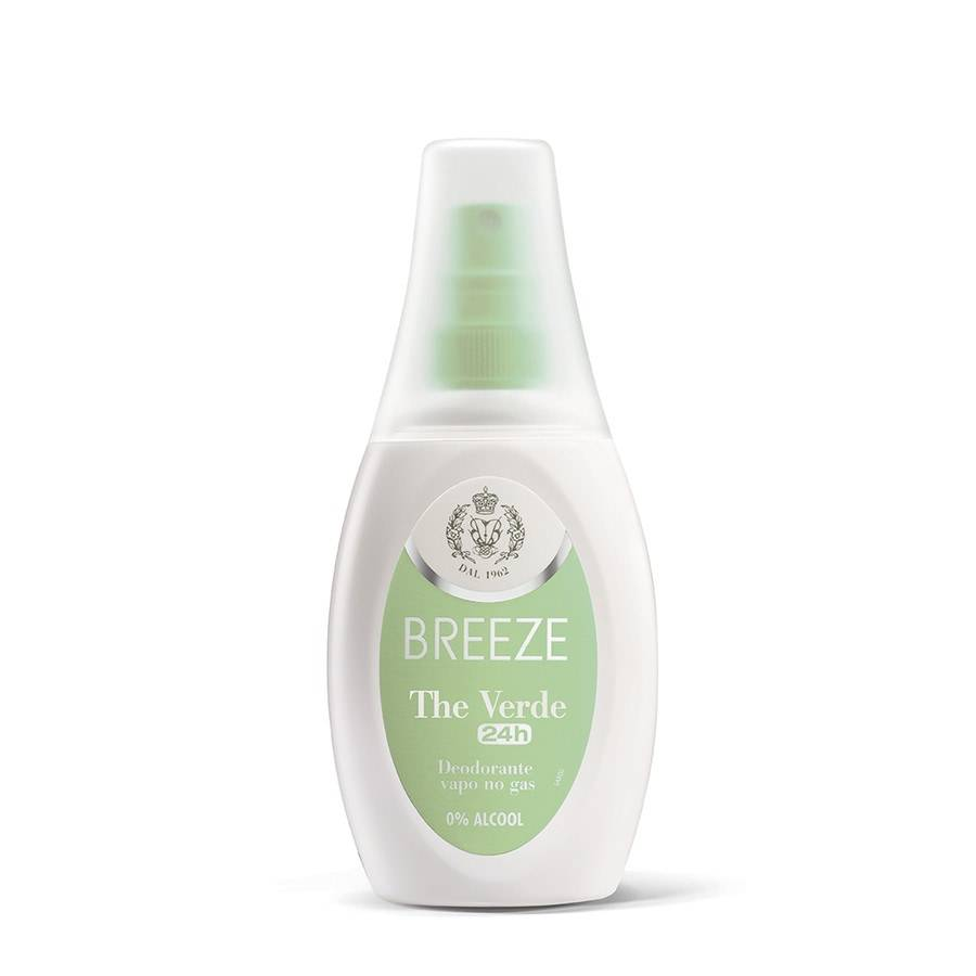 Breeze Spray Thè Verde Spray Deodorante 75ml