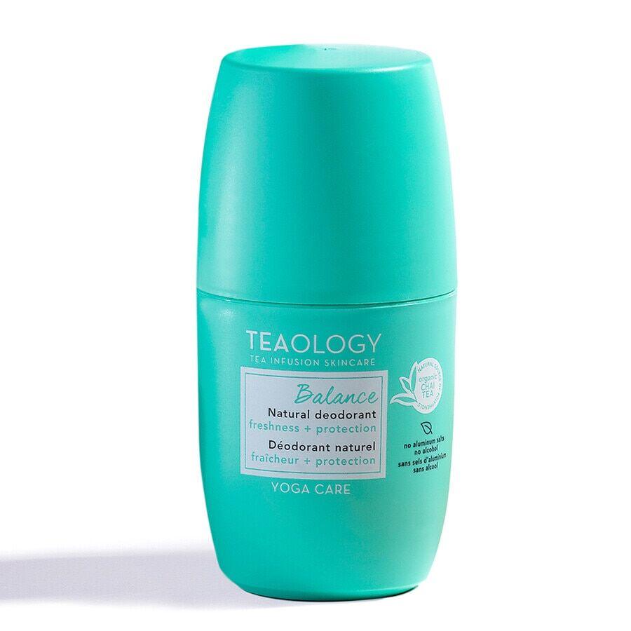 Teaology Yoga Care Balance Natural Deodorant Deodorante 40ml