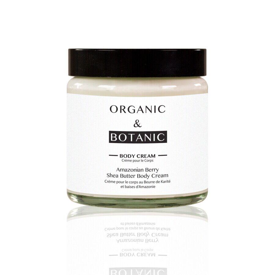 Organic & Botanic OB crema per il corpo al burro di karité ai frutti di bosco dell'Amazzonia Crema Corpo 100ml
