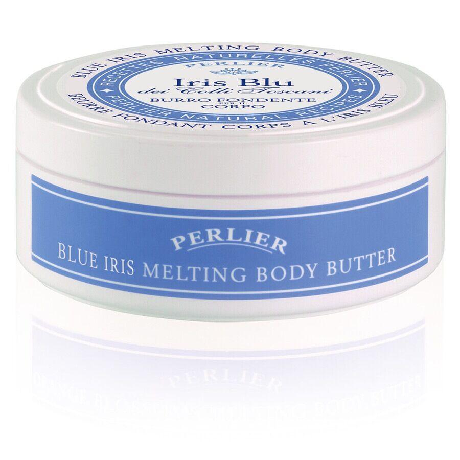 Perlier Burro Fondente Iris Blue 200ml Burro Corpo 200ml