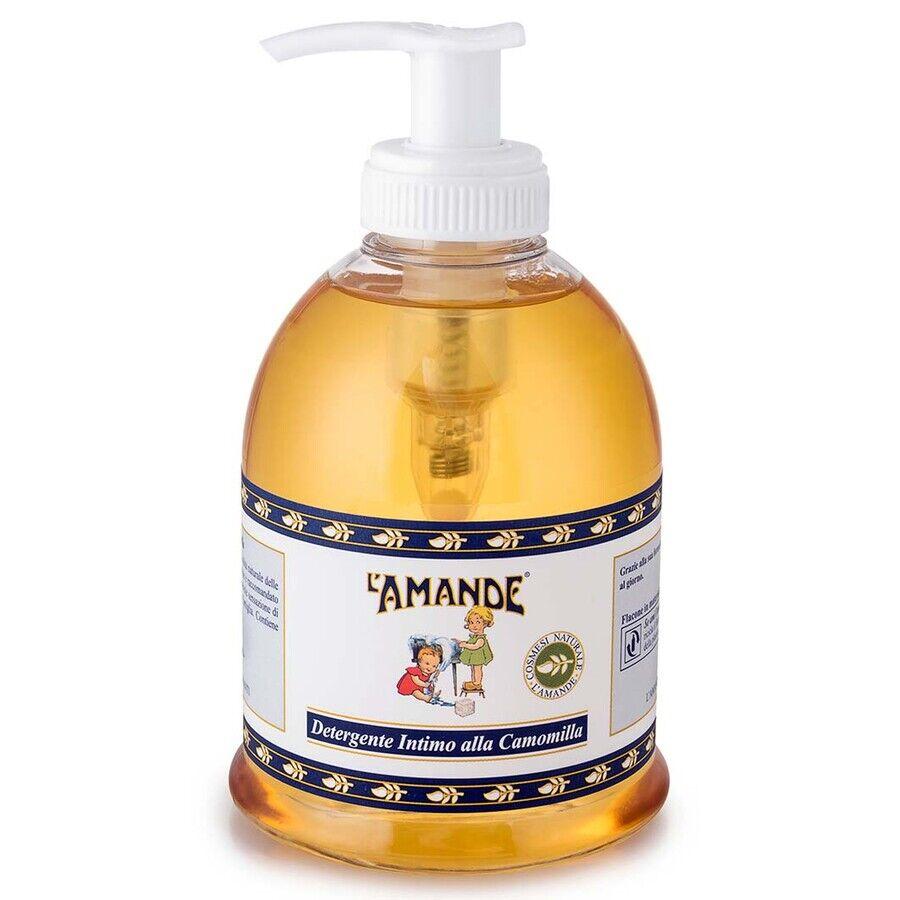 L' Amande Detergente Intimo Alla Camomilla 300ml