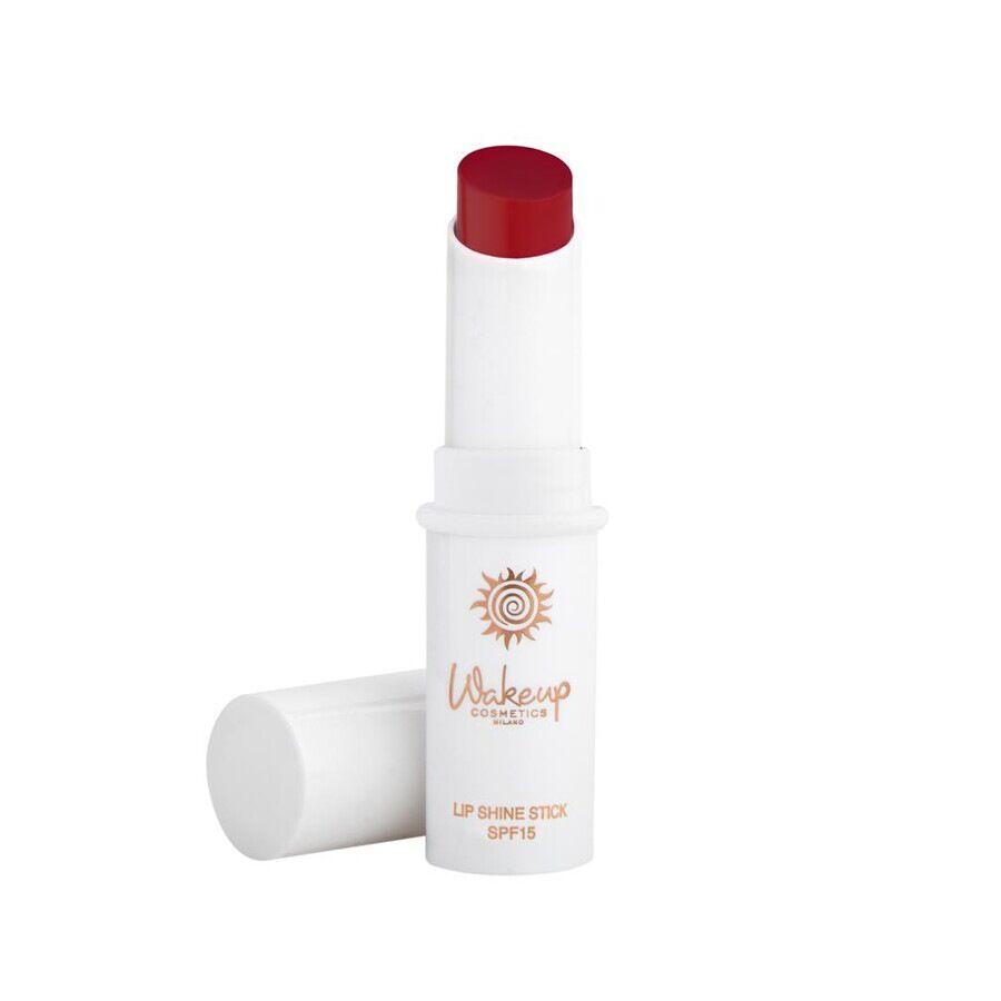 Wakeup Cosmetics Cherry Brandy Lip Shine Stick Spf 15 lip gloss 3g