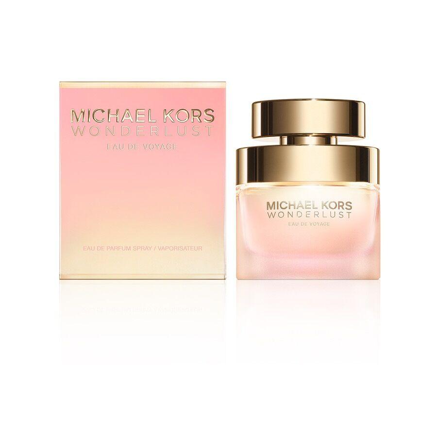 michael kors wonderlust wonderlust eau de voyage eau de parfum 50ml