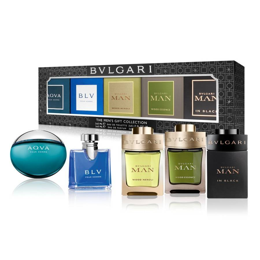 Bulgari Travel Kit TRAVEL KIT MIX MEN 5 Cofanetto Profumo