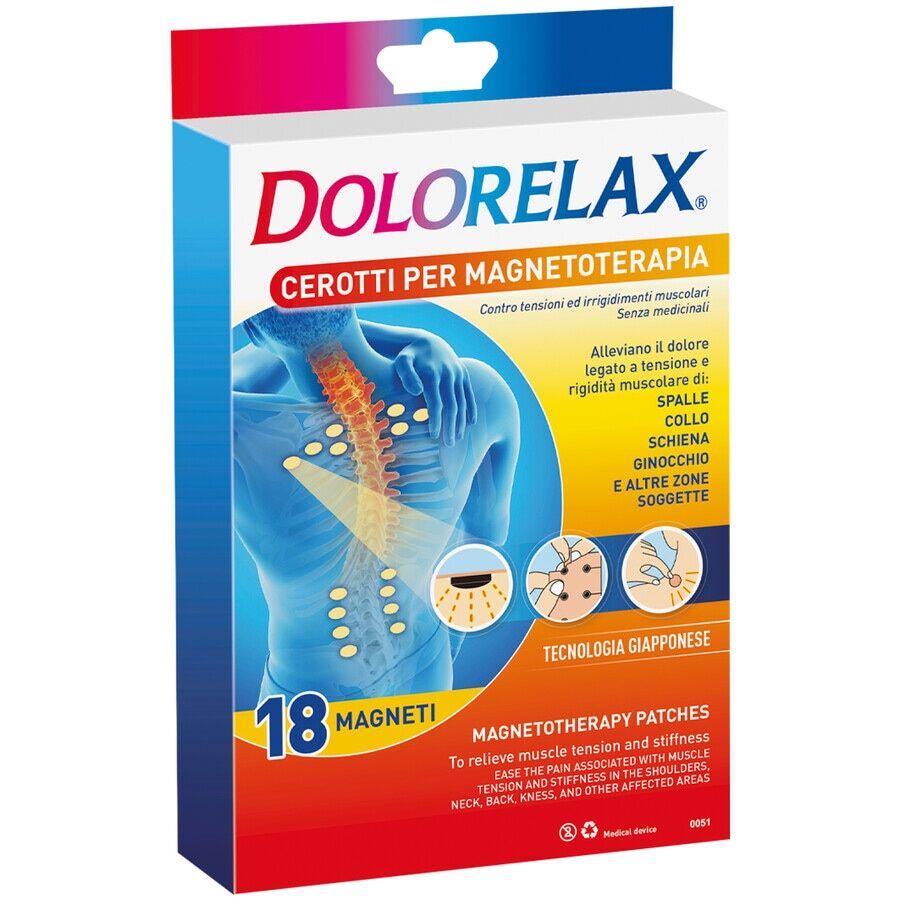 Dolorelax Cerotti per magnetoterapia Cerotto Antidolorifico