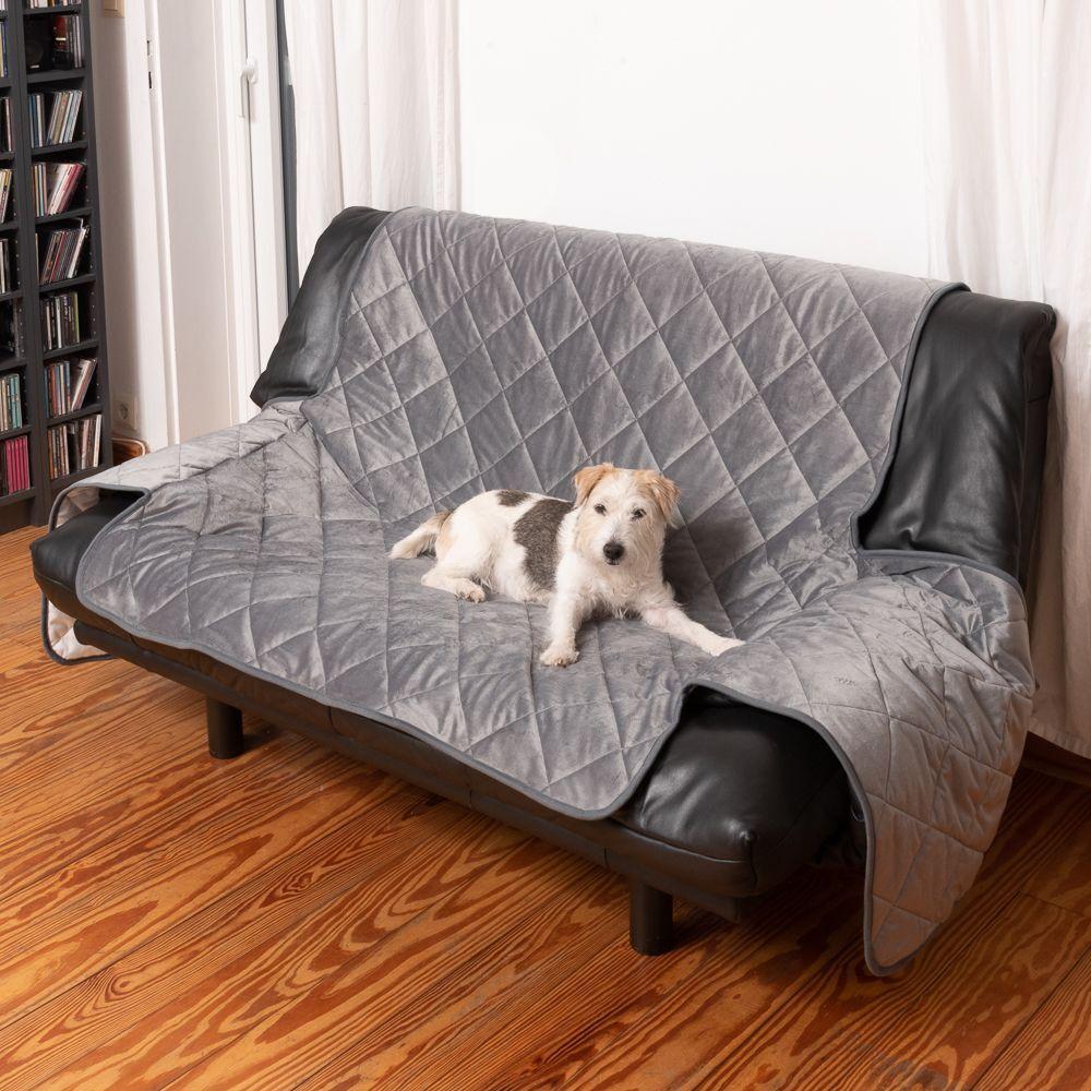 Smartpet Copridivano Smartpet double-face - L 170 x P 298 cm (per divano 3 posti)