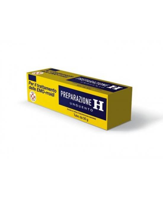 Glaxosmitkline Ch Preparazione H Unguento 25g