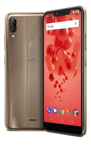 """Wiko Smartphone View 2 Plus 6"""" 4g 64gb Dual-Sim Android Oro [Wikview2plusgolst]"""