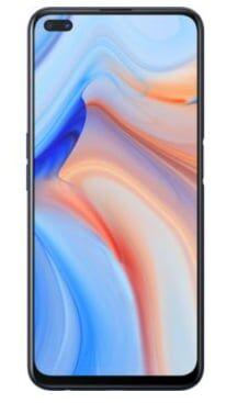 Oppo Smartphone Reno 4z (6.57'') 8gb 128gb 5g Lte Android Dual Sim - Nero [5984030]