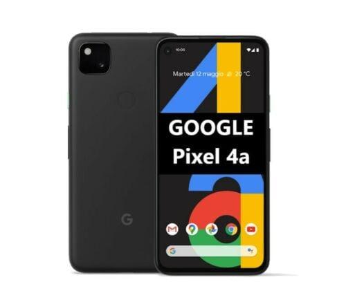 Google Smartphone 5.8? Pixel 4a 6gb 128gb 4g 3140 Mah Nero [Goo4a128bde]