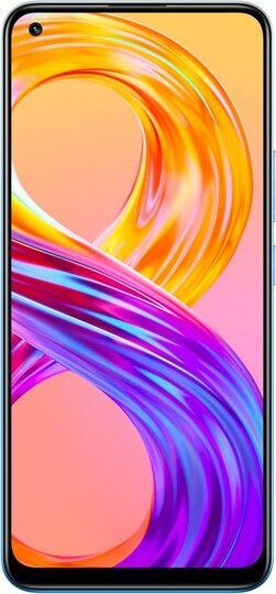 Realme Smartphone 8 Pro (6.43'') 8gb 128gb 4g Lte Android 11 Dual Sim - Blu [5991027]