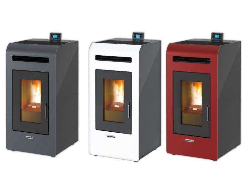 Centrometal stufa pellet Cayenne ZCY 16 CAN 16 KW