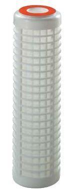 """Atlas Filtri Rete filtrante tubolare in poliestere lavabile RL 10"""" SX - 50 micron"""