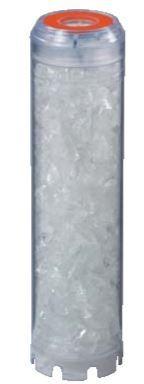 """Atlas Filtri Contenitore con polifosfato in cristalli HA 10"""" SX TS"""