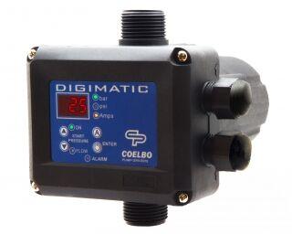 Soggia PressControl Digitale Digimatic 2 per pompe fino a 3 HP monofase