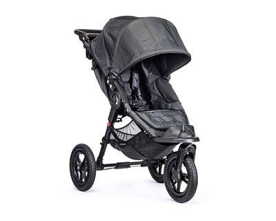 Baby Jogger Passeggino Trio City Elite - Baby Jogger - Charcoal