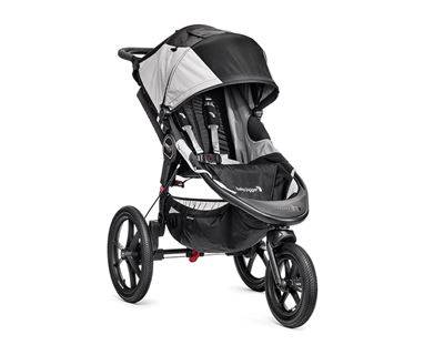 Baby Jogger Passeggino Trio City Summit X3 per Jogging - Baby Jogger - Black/Gray