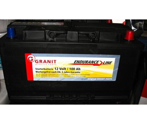 granit batteria 100ah 12v