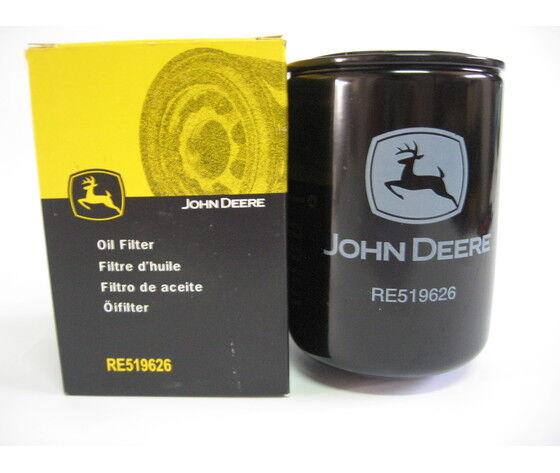JOHN DEERE Filtro Olio Motore Re519626