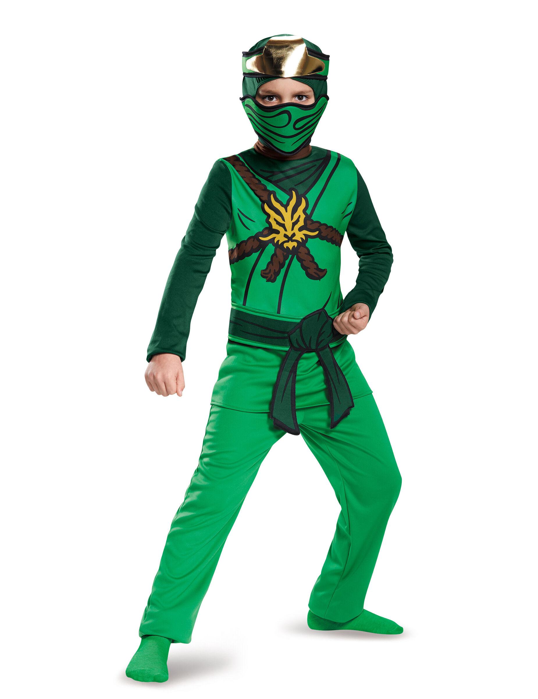 vegaooparty.it costume lloyd lego ninjago bambino - 10 - 12 anni (137/149 cm)
