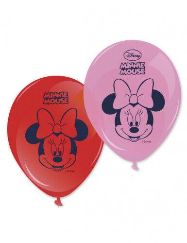 8 palloncini gonfiabili originali Minnie