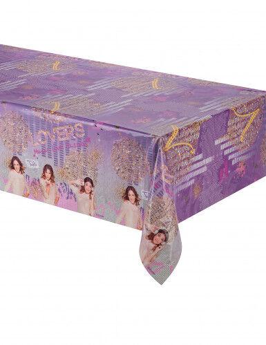 Tovaglia in plastica Violetta 120 X 180 cm