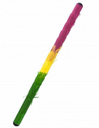 Bastone pinata multicolore