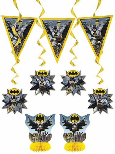 Kit decorazioni di Batman