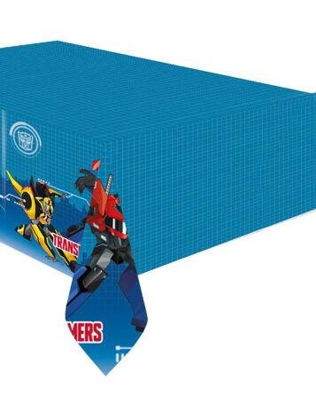 Tovaglia in plastica Transformers 120 x 180 cm