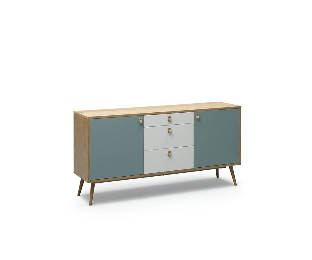 Madia Buffet in stile nordico Nordby