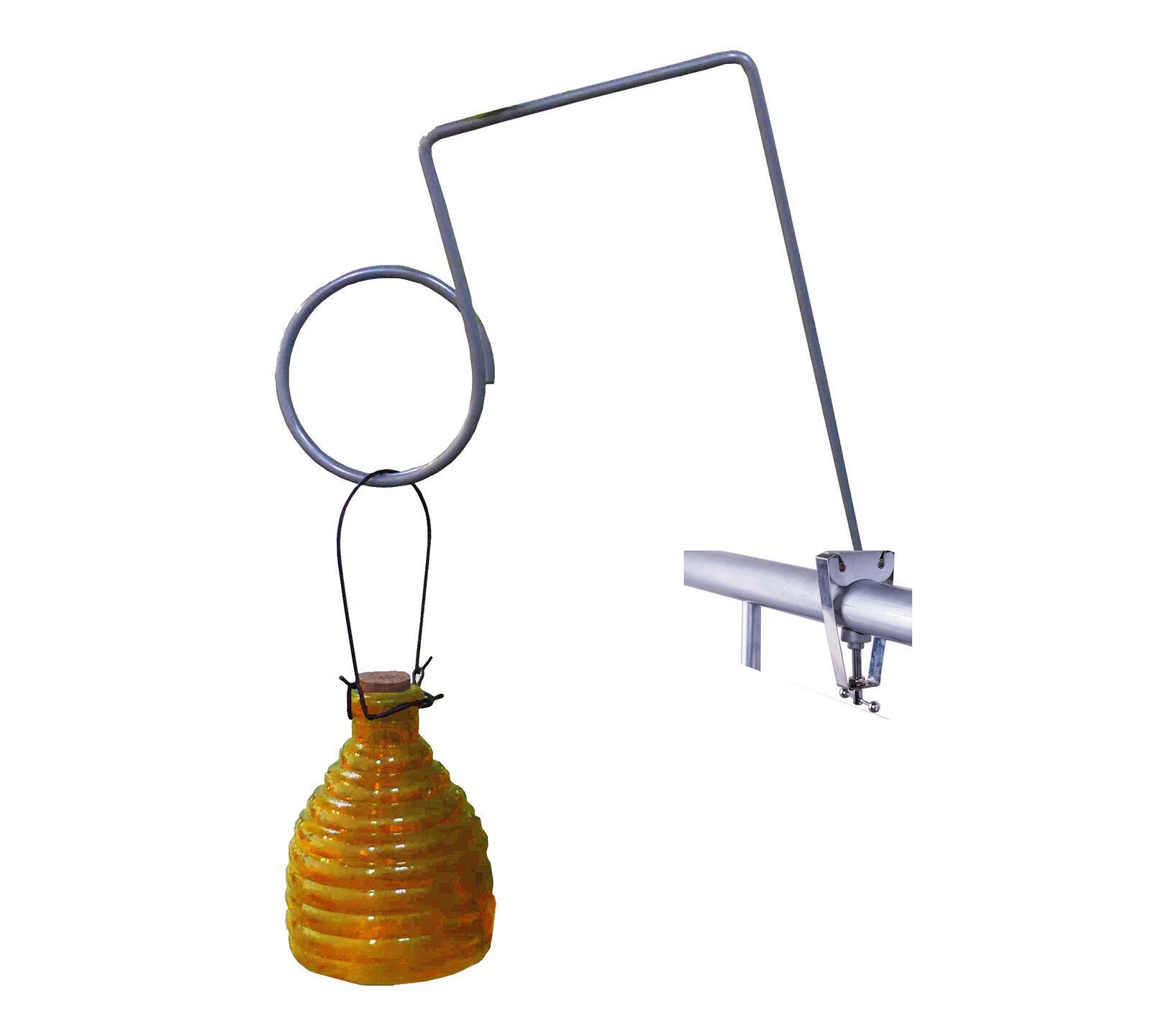 Trappola per vespe da balcone gialla