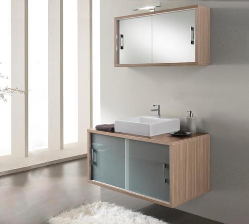 TFT Home Furniture Arredo bagno GV01 color wood cream