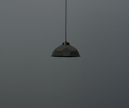 Twist Design LAMPADARIO MOSEN NERO