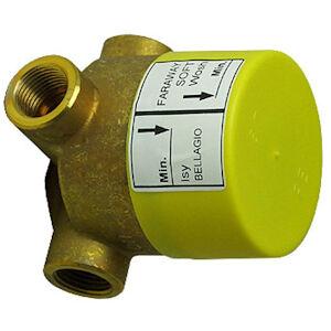 Zucchetti Copro Incasso Per Miscelatore Doccia Codice Prod: R99613