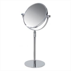 Colombo Design Specchio Ingranditore D'Appoggio Regolabile In Altezza B97520 Cromato Codice Prod: B97520cr