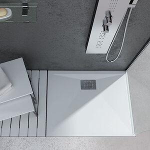 Scelto Da Desivero Plane Piatto Doccia Rettangolare 140x90 Bianco Codice Prod: Dsv15871